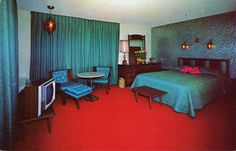 Cable Motel San Francisco, California