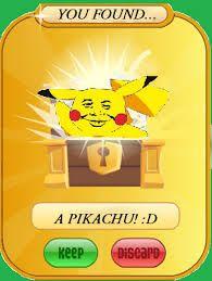 PIKACHU Amimal Jam, Animal Jam Memes, Animal Jam Play Wild, Everything Funny, Animal Species, My Buddy, Pikachu, Animals, Fictional Characters