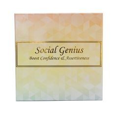 Social Genius – Family Card Game – Social Intelligence, and Mindfulness Enhancing Debate Cards for Adults and Kids – CBT Therapy Game – Includes 4 Editions and 60 Second Timer – Player Friendly Rules