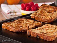 Old-Fashioned Cinnamon-Raisin French Toast