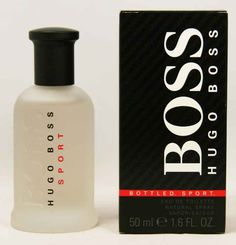 HUGO BOSS BOTTLED SPORT EDT SPRAY 50ML $69.95 !!
