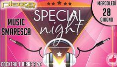 SPECIAL NIGHT @ Plaza Café http://affariok.blogspot.it/