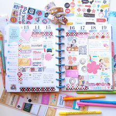 Planner Decoration Ideas - Catherina Amor