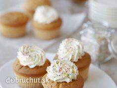 Základný recept na cupcake
