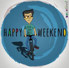 Happy Weekeend - juan daniel campoverde - bocetinni