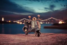 From Lisbon With Love: Vespa in Lisbon, Portugal -Travelling Cars Adventures - Kim Leuenberger