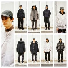 AVALONE 2015 Fall/Winter Lookbook  Established back in 2013 by designer Susumu Miura, Japan-based AVALONE offers up the first look at its upcoming Fall/Winter 2015 collection. Once again exuding its own unique take on contemporary streetwear, the new range is dominated by seasonally-apropos hues of black and grey and includes everything from tonal caps and joggers to hooded parkas, crewneck sweatshirts and more. Select AVALONE pieces are now availableonl