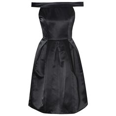 Pin for Later: Party On With These 50 Party Dresses Under £50  True Decadence Bardot Prom Dress (£40, originally £60)
