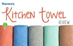 norwex kitchen towel review