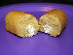 Make your own Twinkies