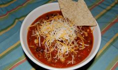 Delicious Two-Ingredient Chili for One (or One Hundred)