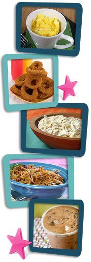 I dish on my favorite HG #recipes! PIN!!