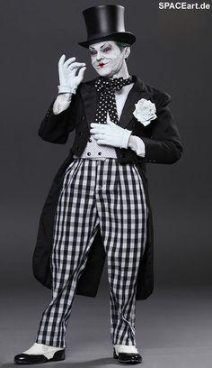 Batman 1: Joker - Mime Version - Deluxe Figur, Fertig-Modell ... http://spaceart.de/produkte/bm019.php