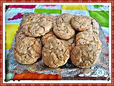 Mi pequeño rincon: Cookies de chocolate y nueces