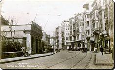 İstanbul _ Beyoğlu / Dârülbedayi Tiyatrosu - 1930'lar