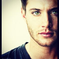 Jensen Ackles. I can't. I seriously can't. He is perfect, and I love him so much!