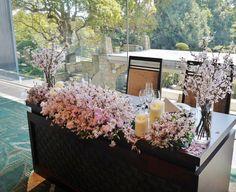 #james-tei#novarese#VressetRose #Wedding #japanese #Guest table #table #Flower #Bridal#ジェームス邸 # ブレスエットロゼ #ウエディング# 和風 #和装 #ダリア# メインテーブル#トーション #テーブル # 花#テーブルコーディネート#ブライダル#結婚式#桜