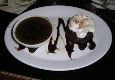 Chocolate Silk Bread Pudding recipe from Artist Point at Wilderness Lodge Resort in Disney World