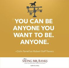 Saving Mr Banks - Such a good movie!