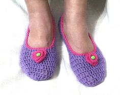 Spring Celebrations Purple Healthy Booties Home by NesrinArt, $21.00