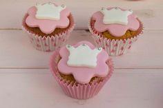 Al Calor del horno: Cupcakes de vainilla [para princesas]