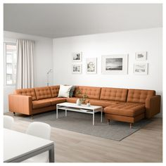 IKEA offers everything from living room furniture to mattresses and bedroom furniture so that you can design your life at home. Check out our furniture and home furnishings! Small Space Living, Living Spaces, Home Living Room, Living Room Designs, Ikea Landskrona, Ikea Sectional, Couches, Living Room Accessories, Ikea Family