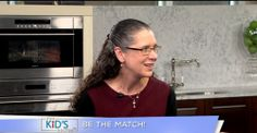 Stem cell transplant coordinator promotes 2015 Be the Match marrow drive hosted by Children's Medical Center.