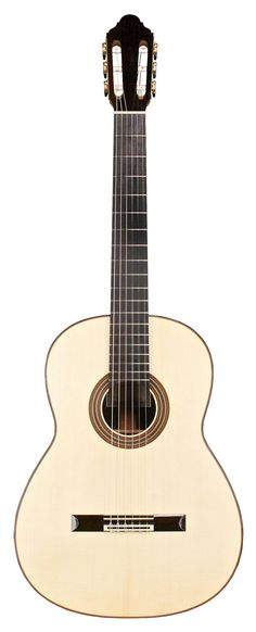 Classical Guitars - 2014 Jean-Noel Rohe SP/CSAR - Guitar Salon International