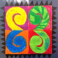nz art patterns & nz art _ nz art kiwiana _ nz art paintings _ nz artists _ nz art prints _ nz art for kids _ nz art design _ nz art patterns Art Activities For Kids, Preschool Art, Art For Kids, 4 Kids, Kids Crafts, Classroom Art Projects, Art Classroom, Diy Projects, Waitangi Day