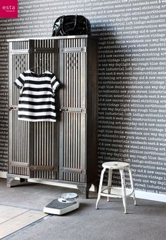 wallpaper estahome.nl #behang tekst