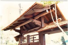 Japanese Style Entry Gate