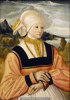 Porträt Magdalena Kappler   1544     Dieses Bild: 014156