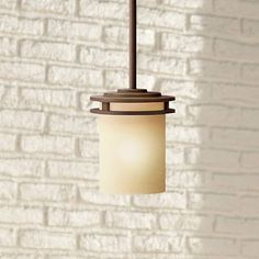 Hendrik Bronze Mini Pendant Chandelier