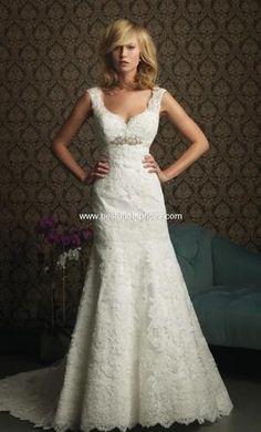 Allure Bridals 8770 500 Size 12 New Un Altered Wedding Dresses