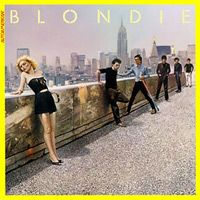 Blondie's Autoamerican album released in 1980 The Tide is High!