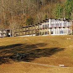 Buckhorn Lodge Kentucky State Park- reviewed by Southern Living
