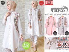 grosir baju xl MTK2028A - konveksi Baju Online Tangerang