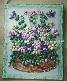 VK is the largest European social network with more than 100 million active users. Beach Rocks Crafts, Rock Crafts, Caillou Roche, Pista Shell Crafts, Rock Flowers, Rock Sculpture, Rock Decor, Rock Painting Designs, Stone Crafts