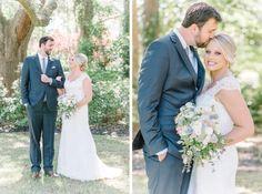 RICHARD + ELLE'S MARSHLANDS WEDDING