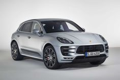 Porsche's newest Macan Turbo goes head to head with fastest SUVs out there