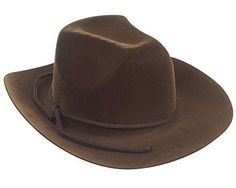 a2e7f73a828c1 Brown Cowgirl Doll Hat for the 18 Inch Horse Riding American Girl  amp   More!