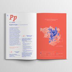 intérieur brochure abécédaire des rencontres métropolitaines carte agence communication graphisme grenoble