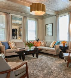 Shop the Look: High Point Showhouse - Circa Lighting Apartment Lighting, Lighting Showroom, Circa Lighting, Chandelier Lighting, Chandeliers, Visual Comfort Lighting, Entry Hall, Living Room Lighting, High Point