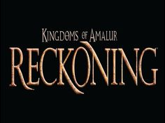 Kingdoms of Amalur: Reckoning Exclusive Art Design Trailer [HD]
