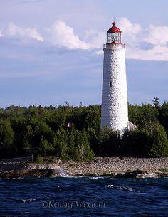 Tobermory Lighthouse ~ Ontario, Canada