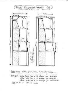 Esquema de modelado Poco alineada tubo que refina el tamaño de la silueta 56.