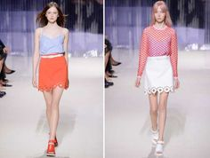 A-line mini skirts - Francois Durand/Getty Images