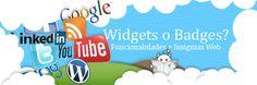 Widget o Badge Definicion y Ejemplos