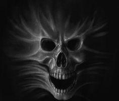 skull wearing cowboy hat tattoo - Google Search