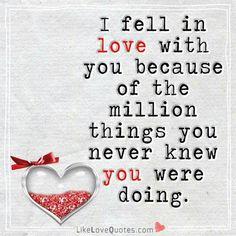 @love @you